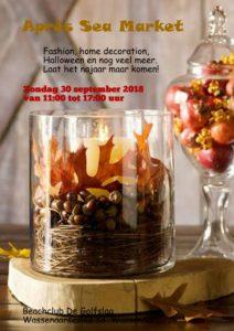Apres Sea Market @ Strandhuis De Golfslag